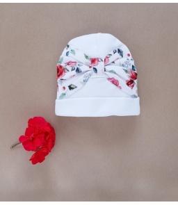 Turban Julietta biały